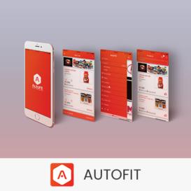 Autofit Android