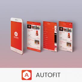 Autofit IOS